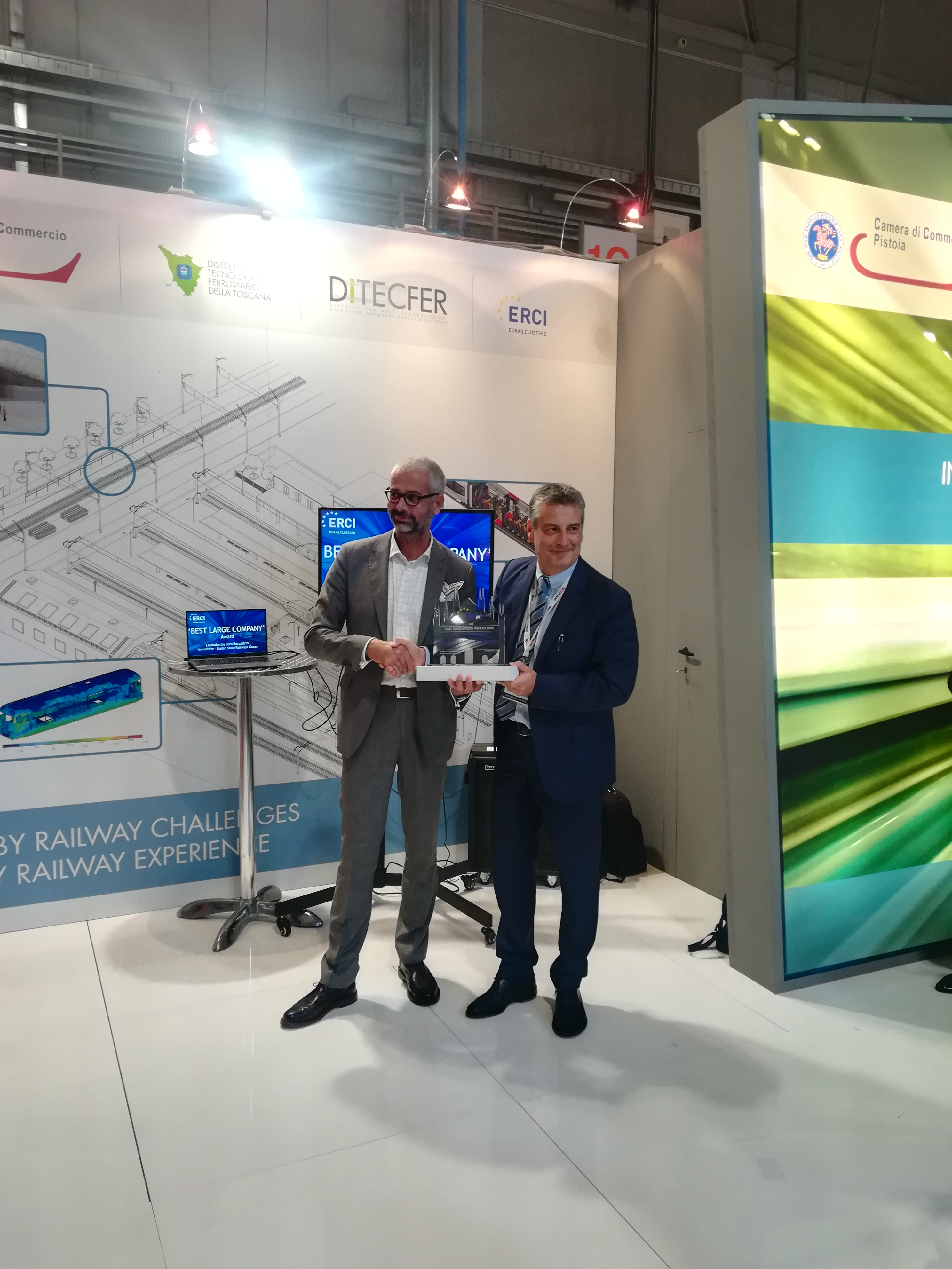 """Best Large Company"" award: Siemens Mobility GmbH"